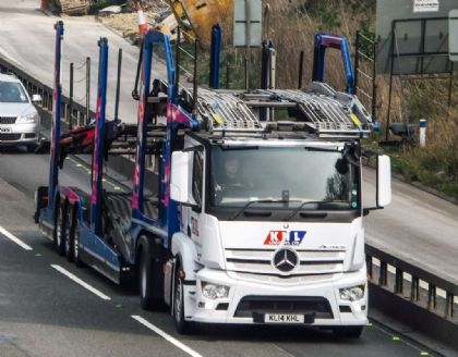 Car Transporter UK