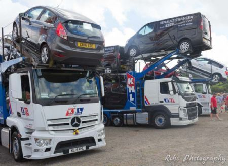 Truck and Transport Show in Carmarthen 2017